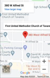 Family Lawyers Tavares Florida Location
