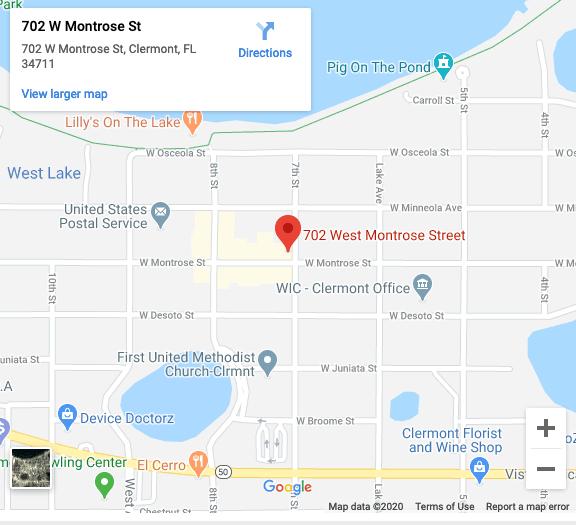 CMH Map